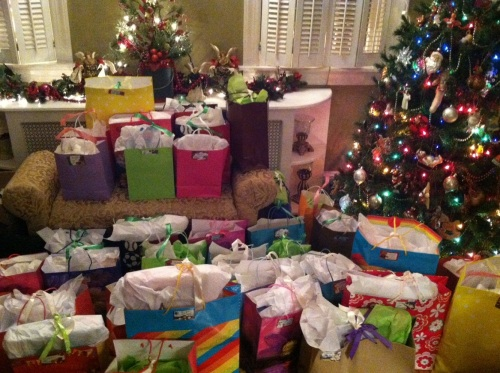 pegs gifts 2012